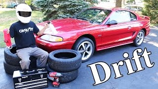 How to Get Your Car Ready for Drifting by : ChrisFix