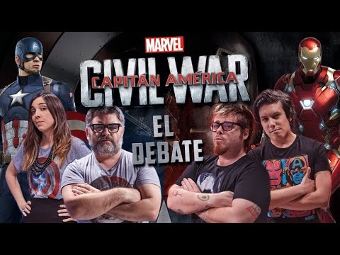 EL DEBATE - Capitán América: Civil War