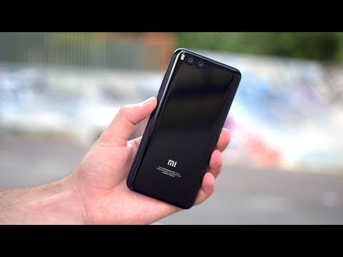 High-End Smartphone für 360€! Xiaomi Mi6 - Techniklike