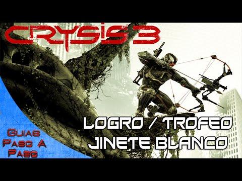 Crysis 3 | Logro / Trofeo: Jinete blanco