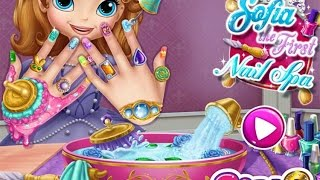 Sofia the Fisrt Nail Spa (София Прекрасная манекюр 2015)