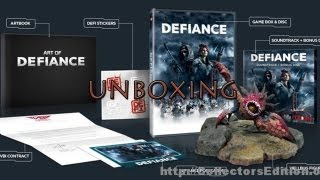 Unboxing: Defiance Ultimate Edition Gamestop Exclusive HD