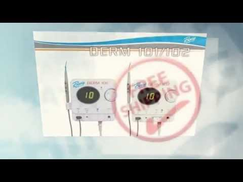Bovie DERM 102 High Frequency Desiccator - Eray Medical Supplies
