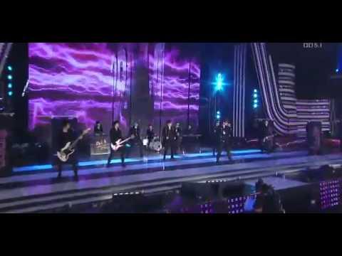 2PM  Ill Be Back Rock ver  SBS Gayo Daejun