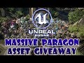 $12Mil in Free Unreal Engine Assets from