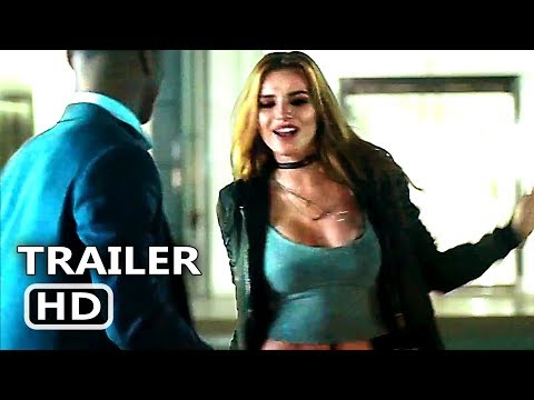 RIDE Official Trailer (2018) Bella Thorne, Jessie T. Usher Thriller Movie HD