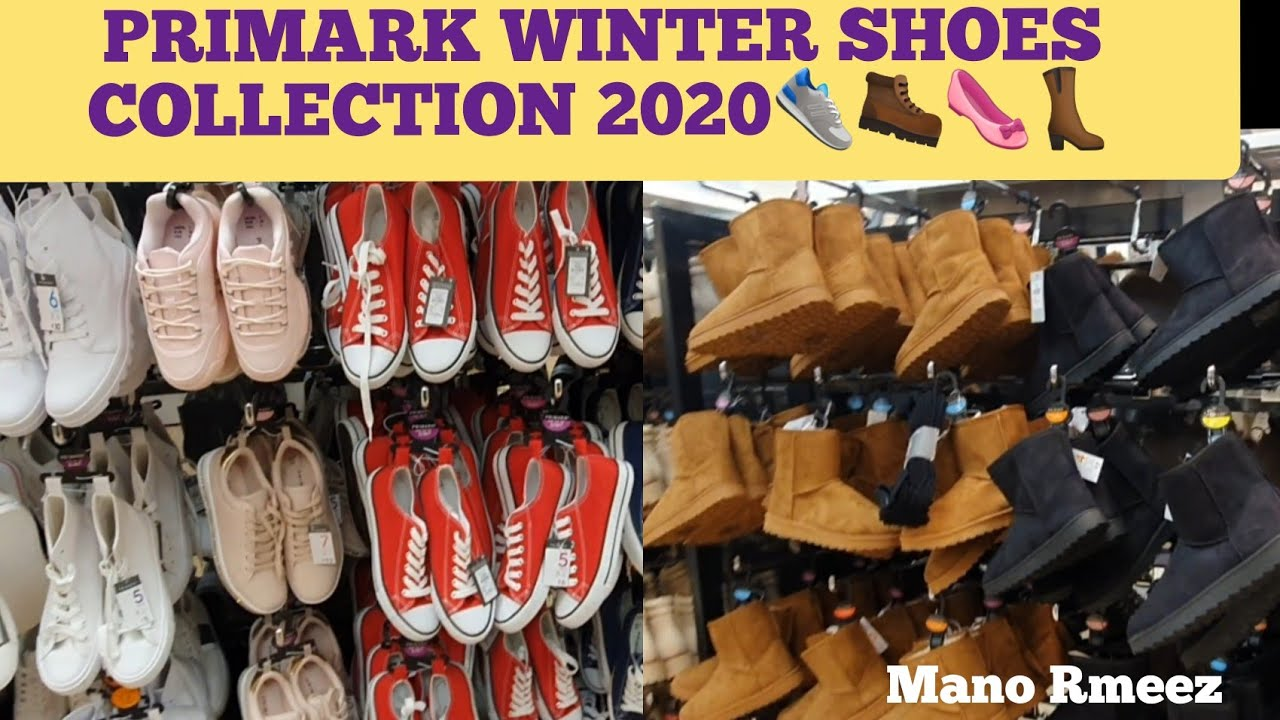 Primark Shoes Winter Primark Latest Ladies Winter Shoes Boots Trainers Collection October 2020 Youtube
