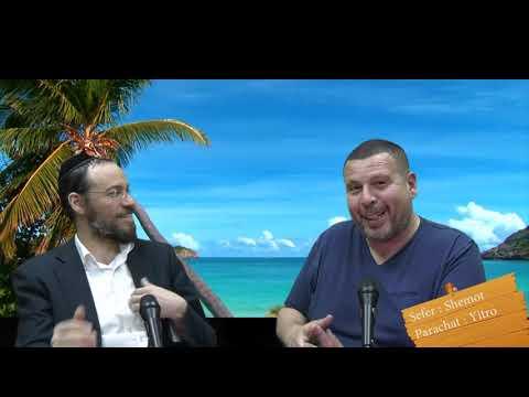 Sefer Shemot : PARACHAT YITRO (17) avec le duo Rav Brand et Fabrice