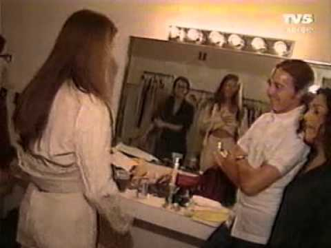 Celine Dion RARE - I Want You To Need Me Censored Video Making Of