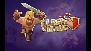 MINHA VILA NO CLASH OF CLANS - Clash Of Clans