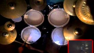 Wolf and Raven Drum cover - Sonata Arctica