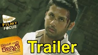 Courier Boy Kalyan Telugu Movie Theatrical Trailer    Nitin , Yami Gautam