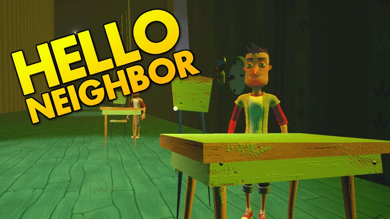 hello neighbor alpha 3 free download android