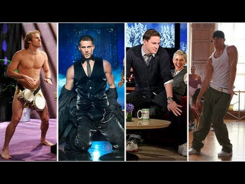 Channing Tatum's Hot and Hilarious Dance Moves in Honor of His Birthday!