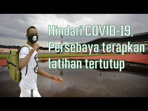Hindari Covid-19 Persebaya Gelar Latihan Tertutup