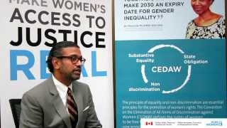 Jacob Thoppil, Director of International Cooperation (DFATD), Southeast Asia