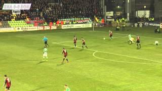Highlights | Shamrock Rovers vs Bohemians | 27/03/15