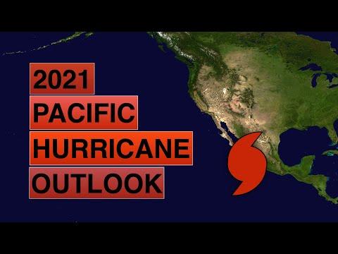 2021 Pacific Hurricane Season Outlook