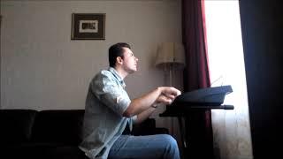 Mario Manev   Pozna li me Azis Piano Cover