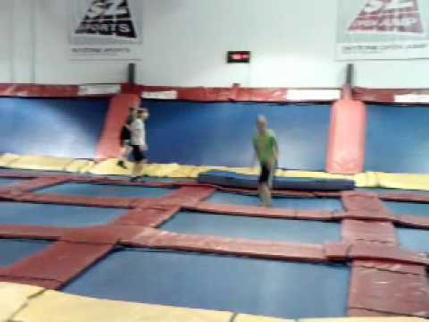 Sky Zone Chesterfield: The BEST Video