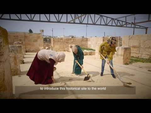 UNDP Jordan emergency Employment 3X6 Initiatives Rehab Church