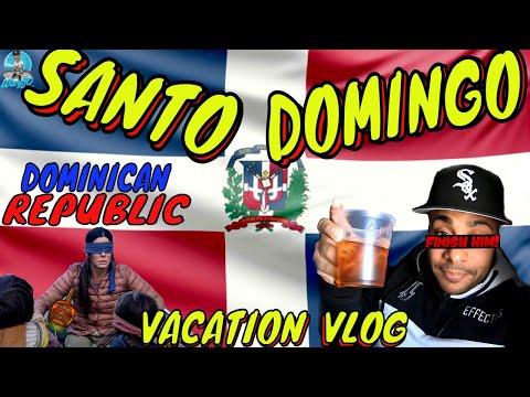 SANTO DOMINGO 2019 VACATION VLOG | DOMINICAN REPUBLIC EXPERIENCE