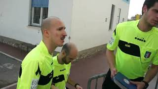 Eccellenza Girone A Vald.Montecatini-Montignoso 0-1