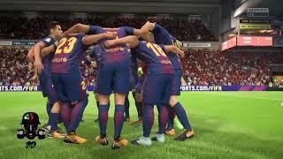 Liverpool vs barcelona gameplay fifa 20 ...