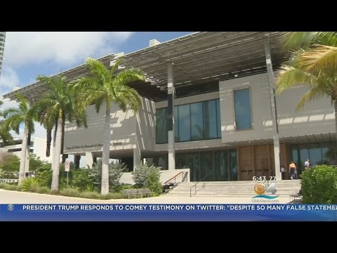 """Perez Art Museum Built """"Like Rock Of Gibraltar"""" For Hurricanes"""