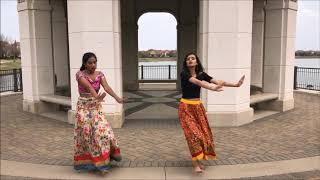 Rangamma Mangamma Dance | Rangasthalam | Komal & Rachana