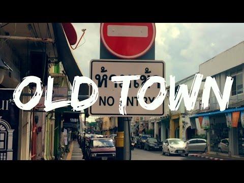 Phuket Old Town | Phuket Vlog