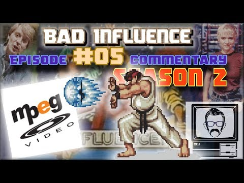 Bad Influence 2.5 - Introducing MPEG, The Dig & SF2 Turbo | Nostalgia Nerd