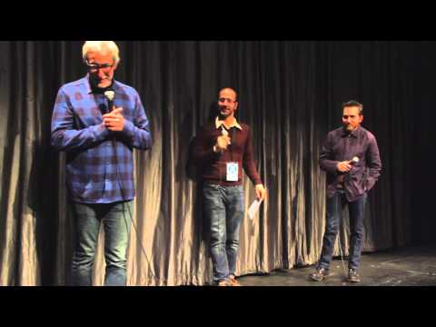 """SEX & BROADCASTING"" Q&A with Director Tim Smith and subject Kem Fredman at DOC NYC 2014"