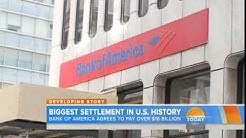 Bank of America to pay 16 billion settlement
