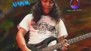 MONATA LILIN feat AGUNG HERCULES - TANGAN DAN BIBIR Live