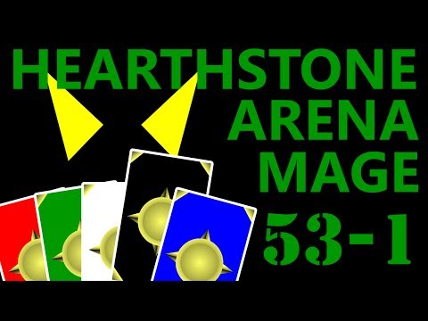 Hearthstone Arena For Beginners (Mage Let's Play) Pt 1
