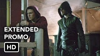 "Arrow 2x06 Extended Promo ""Keep Your Enemies Closer"" (HD)"