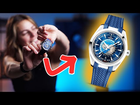 This Omega Watch Is INSANE