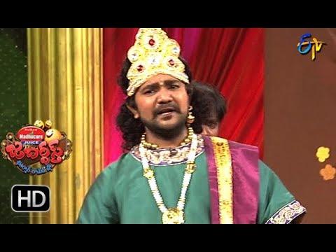 Venky Monkies Performance   Jabardasth   22nd  February 2018    ETV Telugu