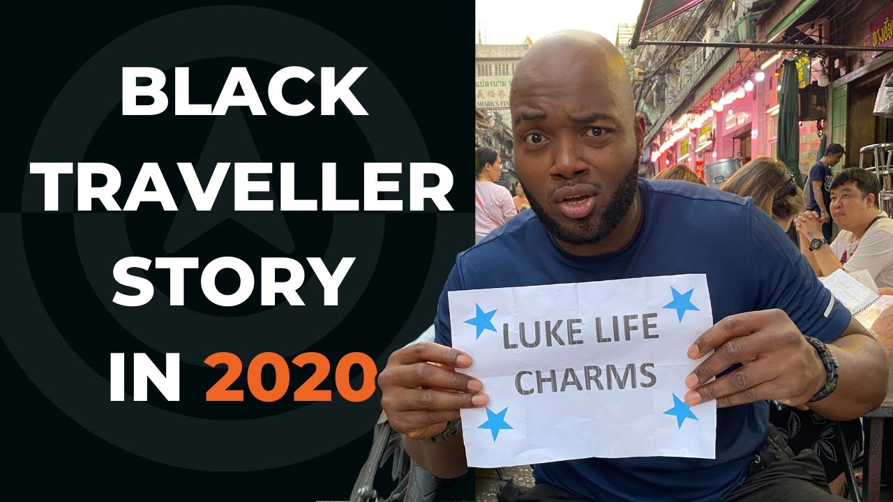 My Story of being a Black Traveler in 2020 | VLOG 728