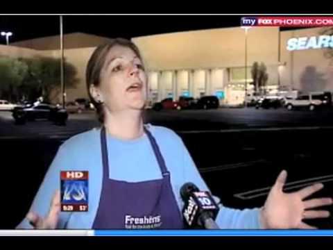Mary Benjamin Chandler Fashion Mall Shooting Recap