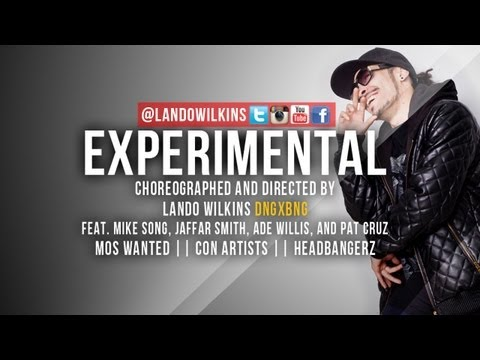 LANDO WILKINS || BIG SEAN - EXPERIMENTAL
