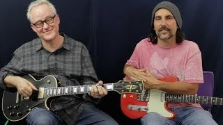 Blues Soloing - With Master Session Guitarist - Tim Pierce - Guitar Lesson - Free Jam Track