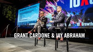 Grant Cardone & Jay Abraham Exclusive Business Coaching