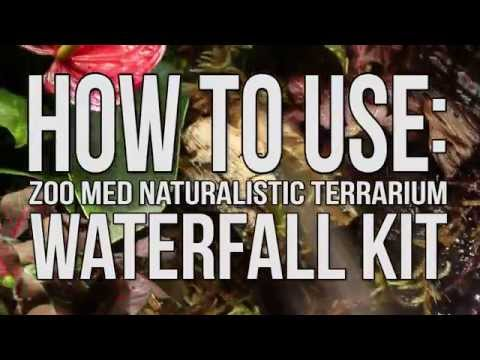How To: Waterfall Kit | Big Al's