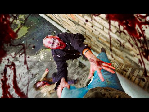 Dying Light - Zombie Parkour POV