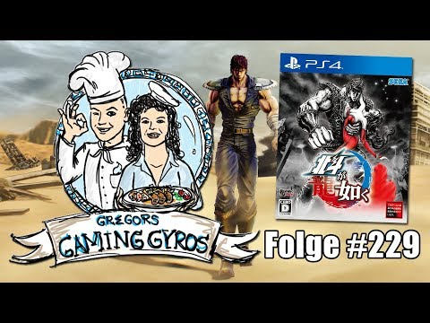 Yakuza of the North Star ~ You're already dead! (Gregors Gaming Gyros #229)