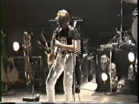 David Bowie Tin Machine Shopping For Girls Wolverhampton 02.11.91.