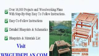Woodworking Plans For Bookcases Free