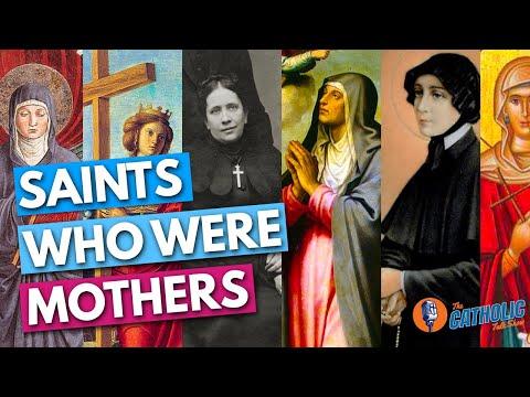 Episode 35: 6 Amazing Mothers Who Are Also Catholic Saints   The Catholic Talk Show